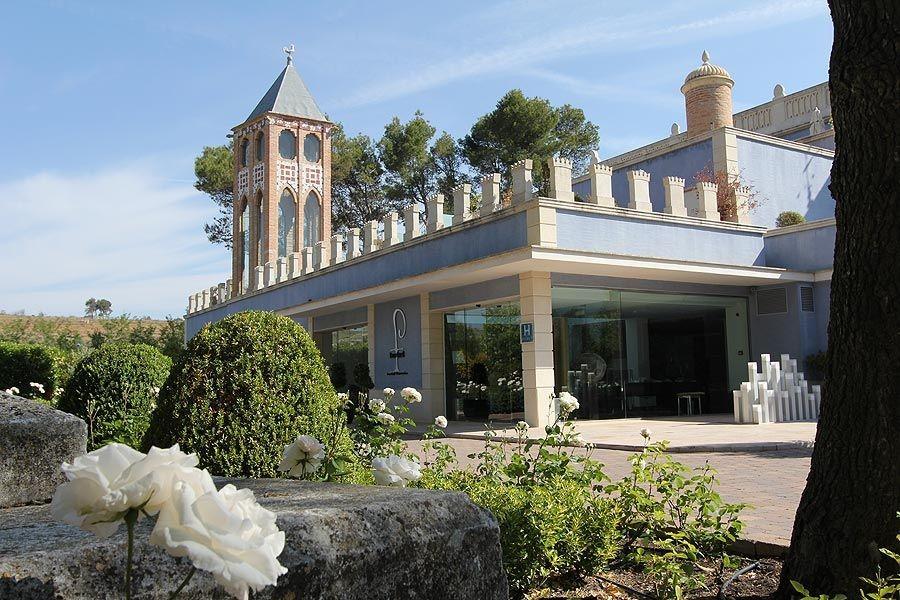El Hotel del tenista Juan Carlos Ferrero (1)