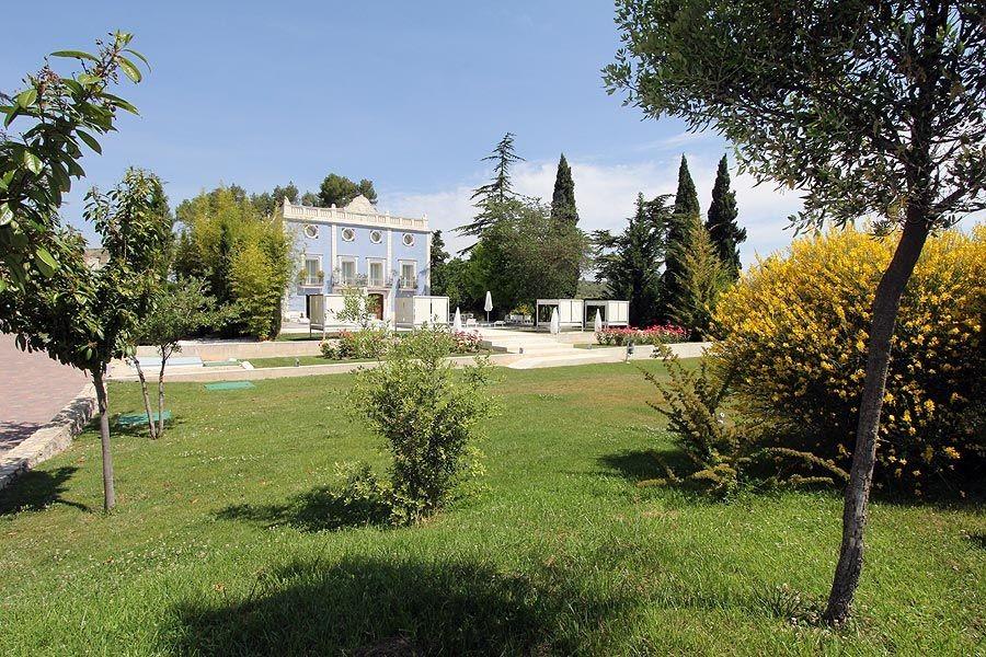 El Hotel del tenista Juan Carlos Ferrero (4)
