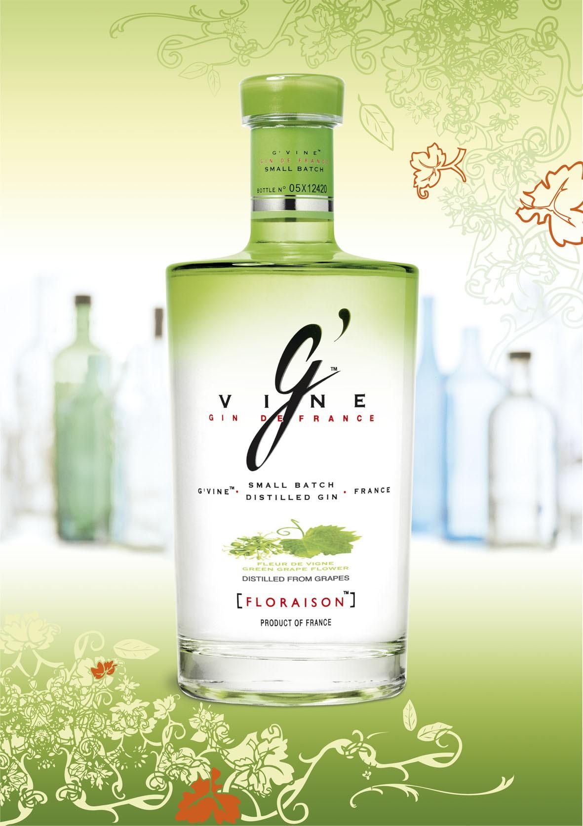 G'Vine, la mejor ginebra del mundo