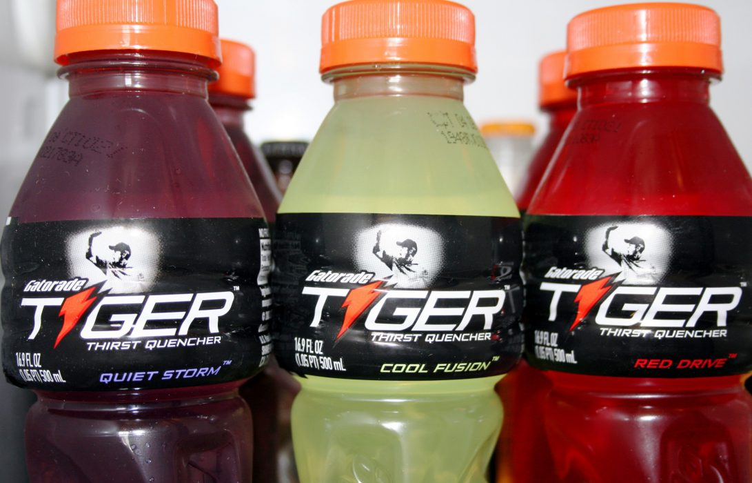 Gatorade Tiger