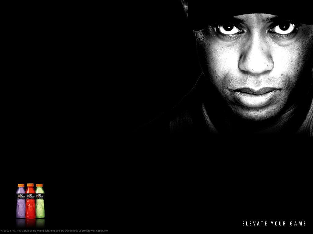 Gatorade Tiger by Tiger Woods