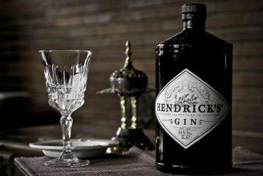 Hendrick's Gin, una ginebra con un toque especial...