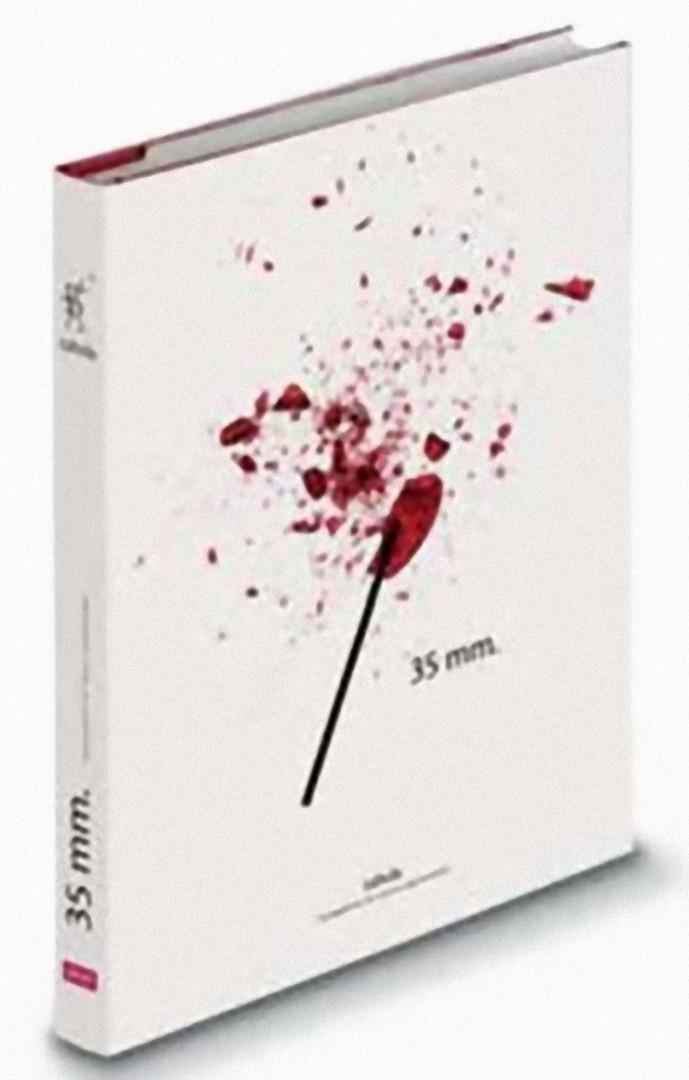 Libro 35 mm, la gastronomía en el Cine