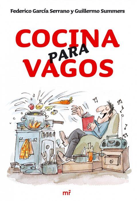 Portada del libro Cocina para vagos