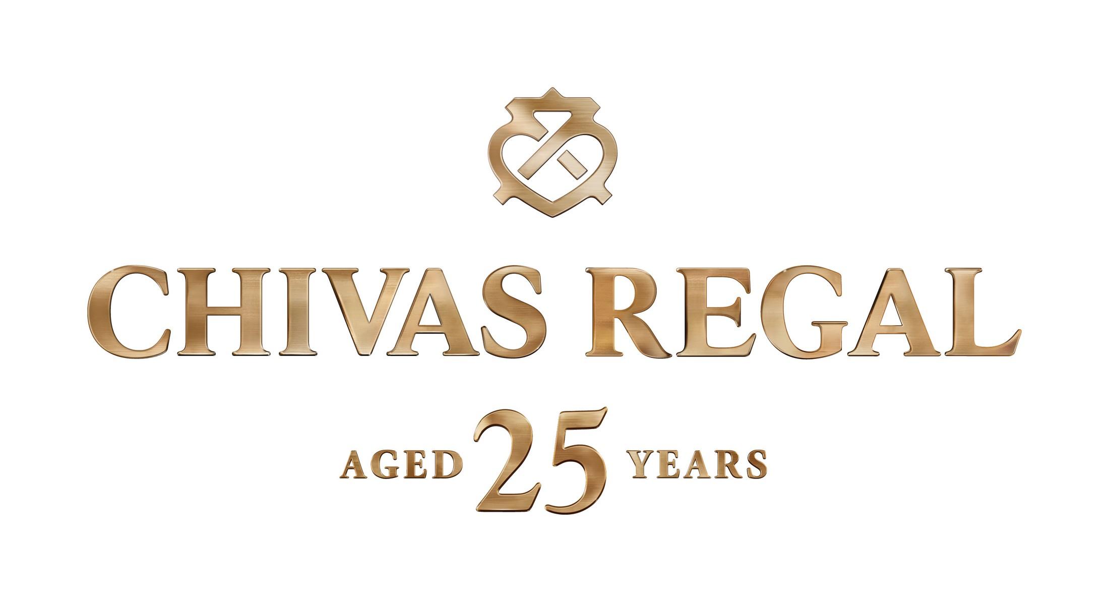 Whisky Chivas Regal 25 logo