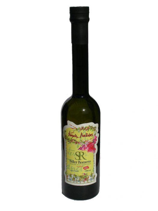 Aceite de Soler Romero y Francis Montesinos