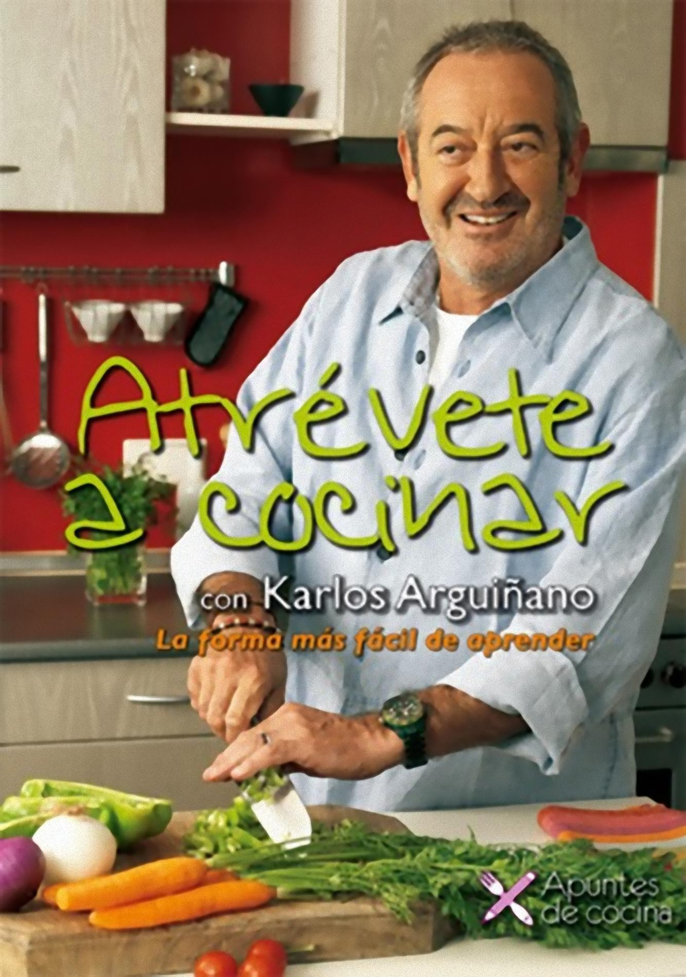 Atr vete a cocinar con karlos argui ano for Como cocinar jabali arguinano