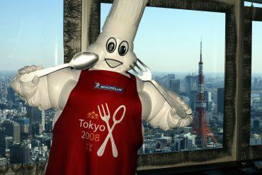 Guía Michelín Tokio 2008