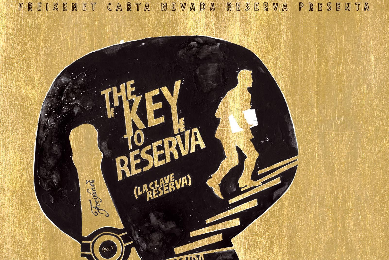 La clave reserva de Martin Scorsese para Freixenet