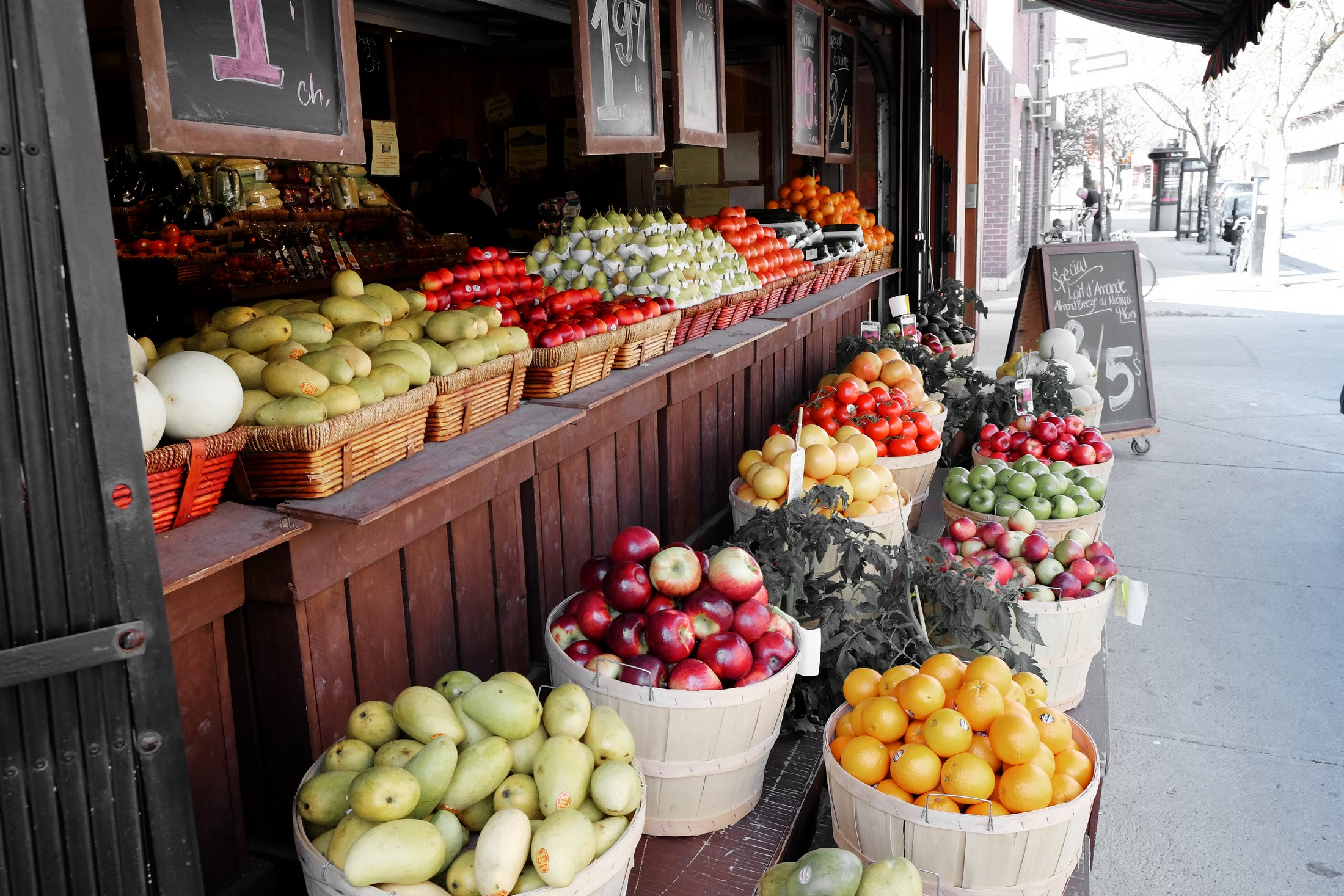 Mercado Frutas compra
