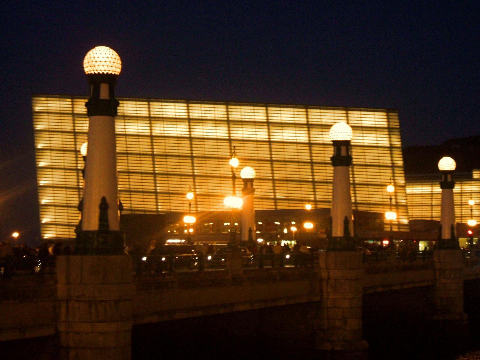 Palacio de Congresos Kursaal