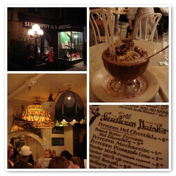 restaurante Serendipity 3