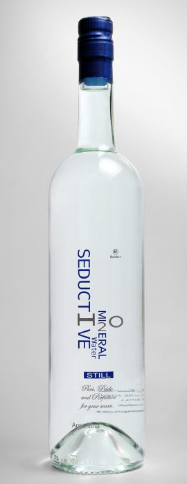 Seductive Mineral Water