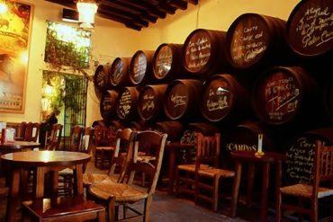 Andalucia Bodegas vinos