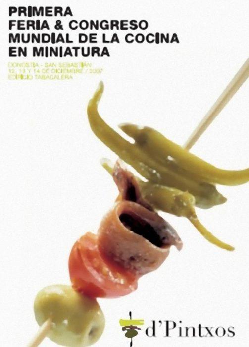 D'Pintxos, I Feria y Congreso Mundial de la Cocina en Miniatura