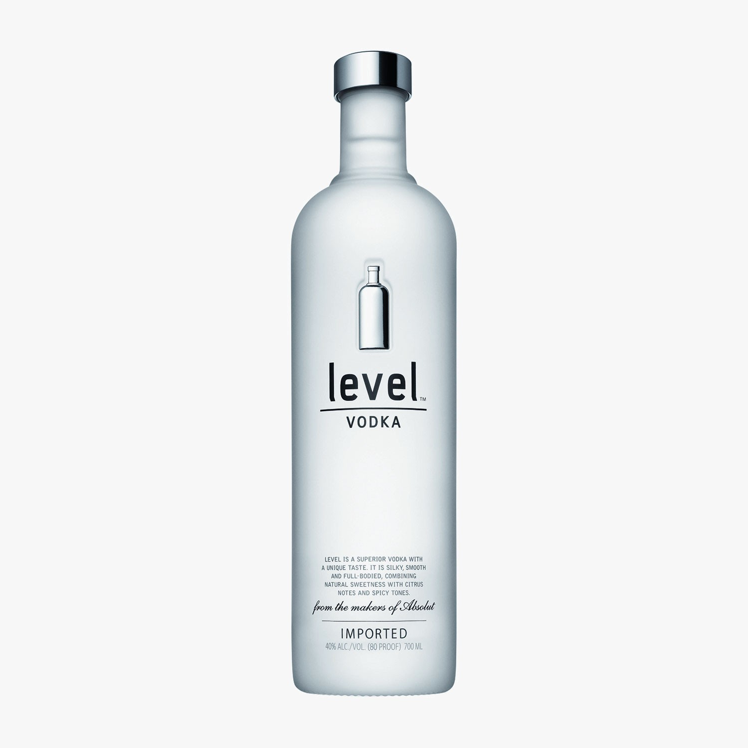 Level, vodka premium de Absolut