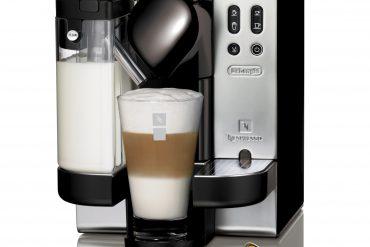 Cafetera Nespresso Latissima