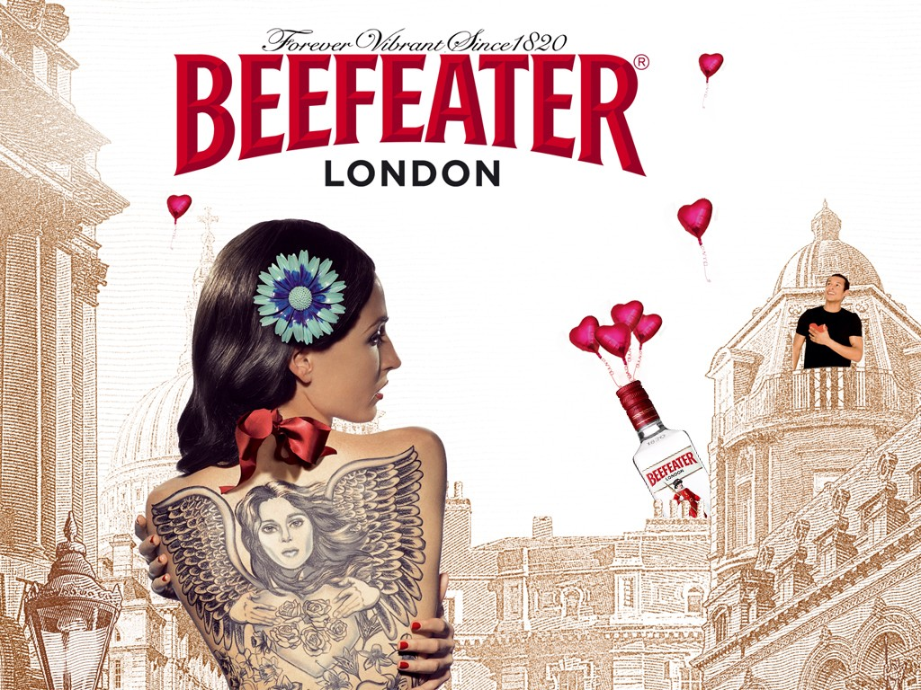 Beefeater rinde homenaje a la mujer