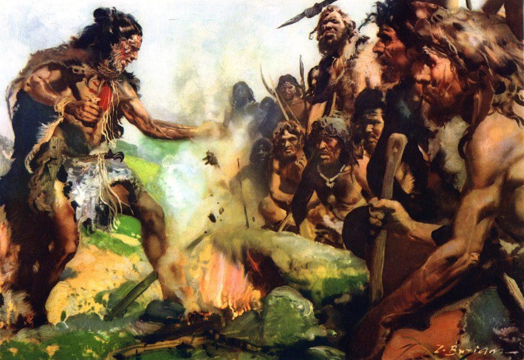 Cocina prehistorica