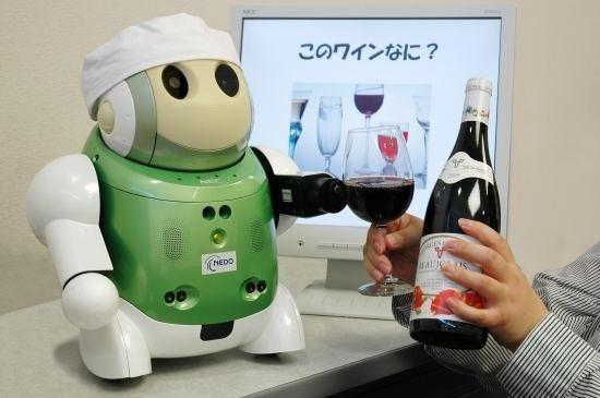 Robot Sumiller