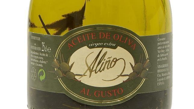 aceite de oliva vinagrerias riojana