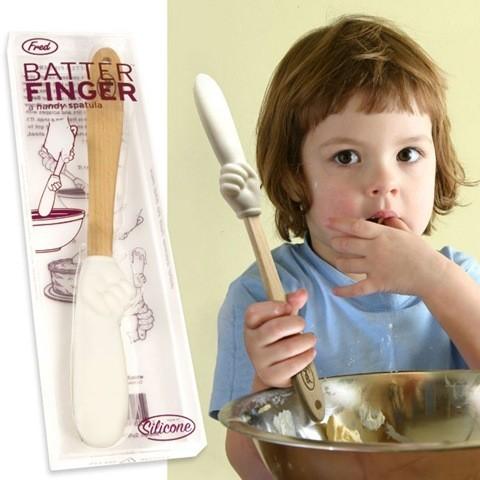 Batterfinger, para chuparse el dedo