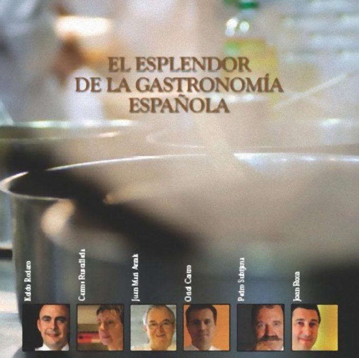 """""""El esplendor de la gastronomía española"""""""