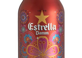 Estrella Damm 2008 por Custo