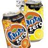 Fanta Zero, auténtico sabor Fanta sin azúcar añadido