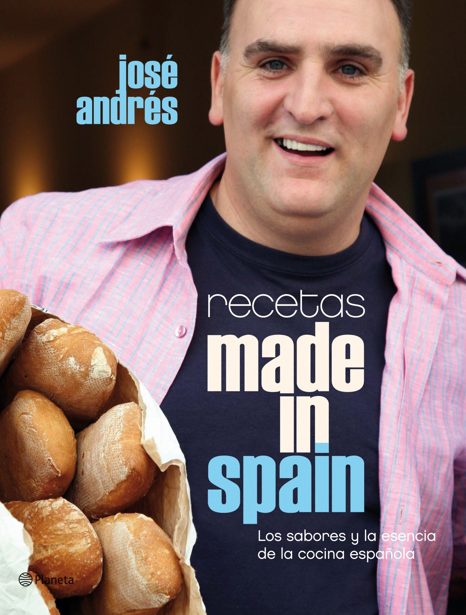 José Andrés Liblro recetas Made in Spain