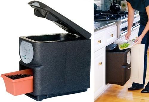 Naturemill una f brica de compost en nuestra cocina for Fabrica de utensilios de cocina