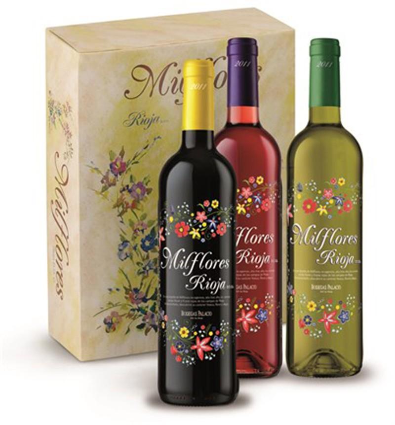 Vino Milflores 2007