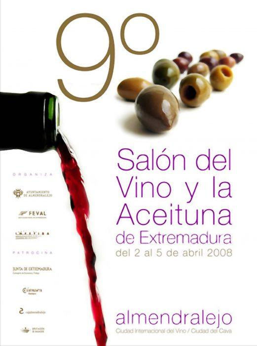 9º Salón del vino y la Aceituna de Extremadura