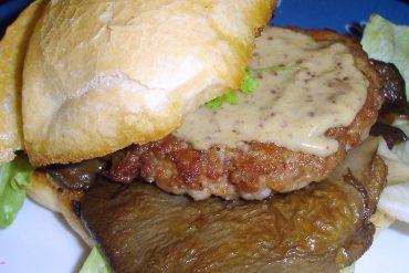 Hamburguesa de pollo 2