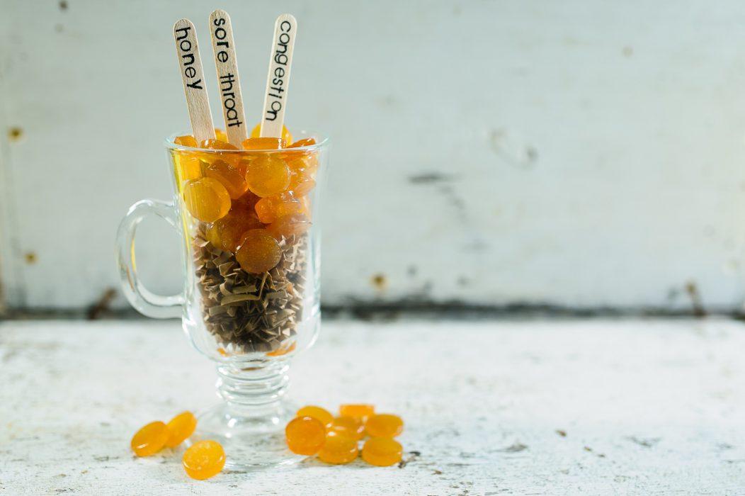 Honibe, miel en monodosis
