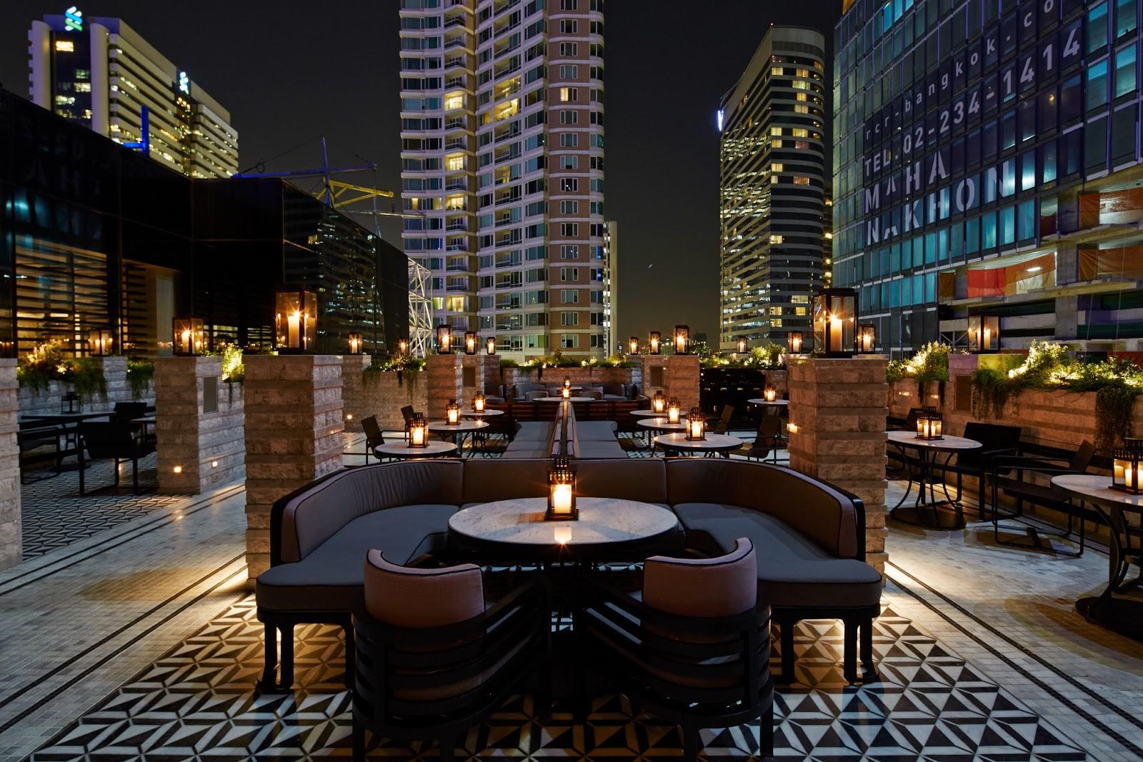 hoteles Lebua BangKok