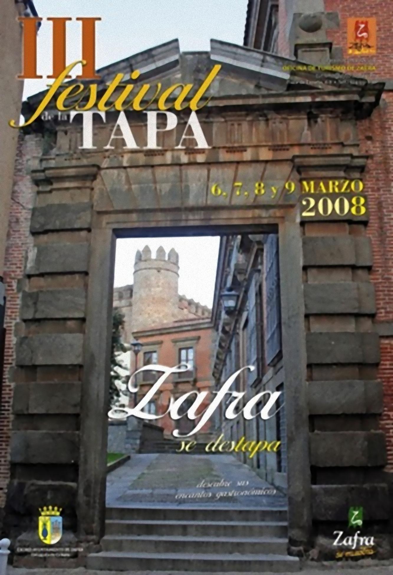 III Festival de la Tapa de Zafra