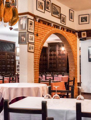 Restaurante El Cordero, Segovia