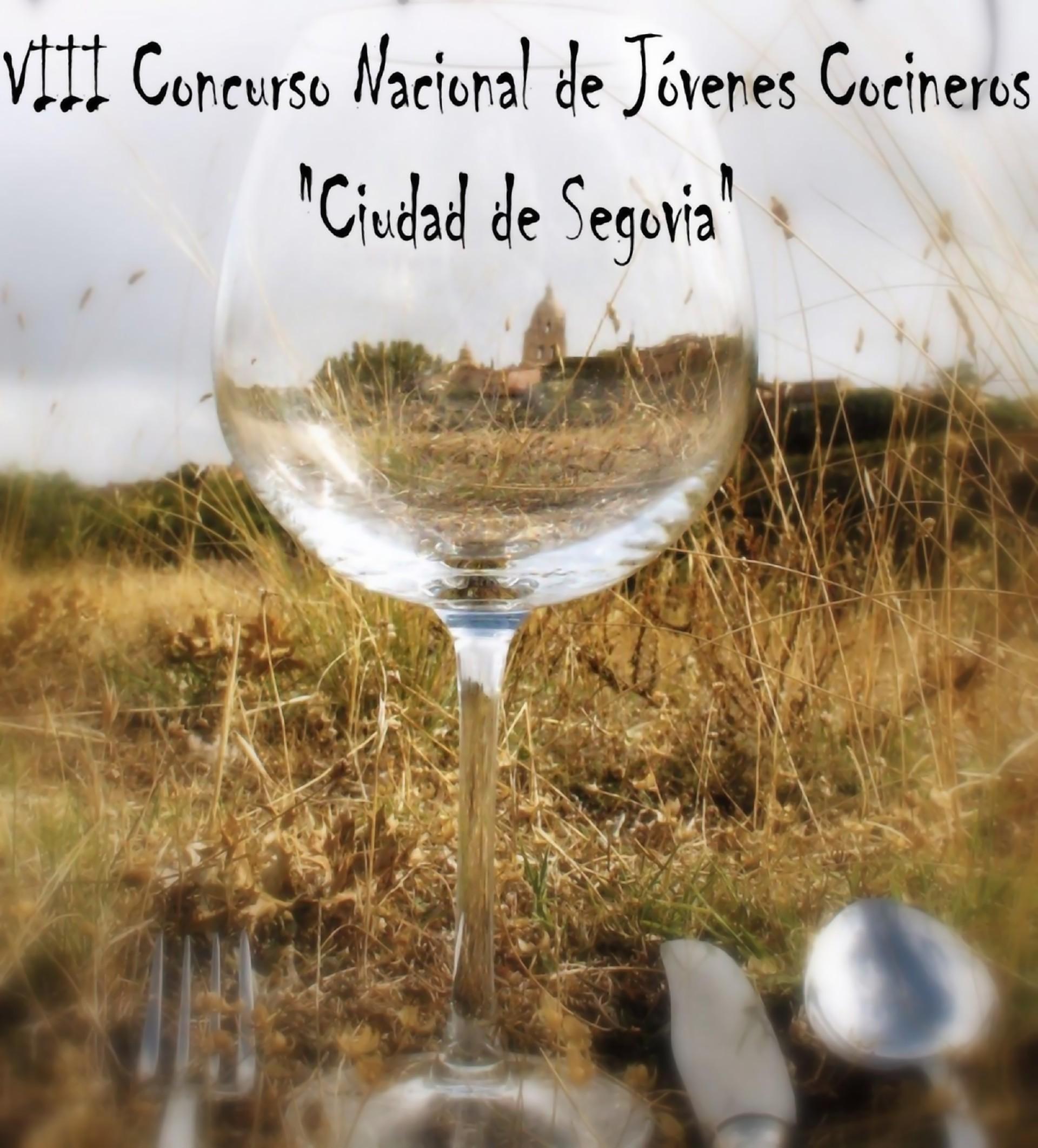 VIII Concurso Nacional de Jóvenes Cocineros Ciudad de Segovia