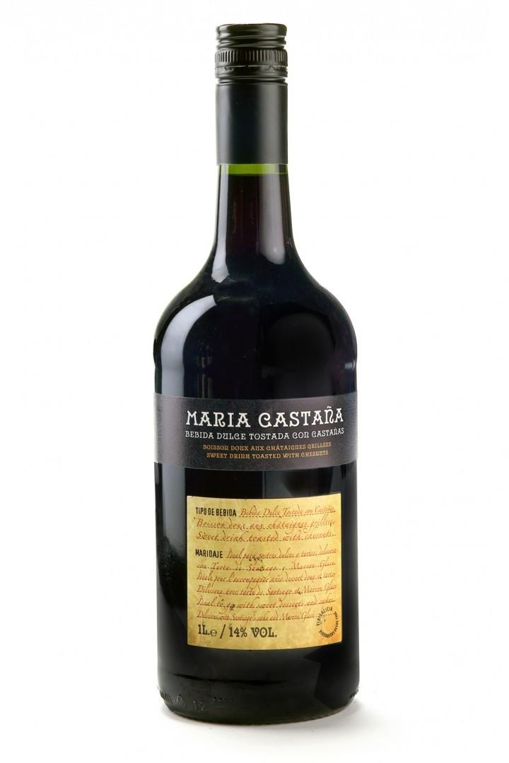 Vino dulce María Castaña