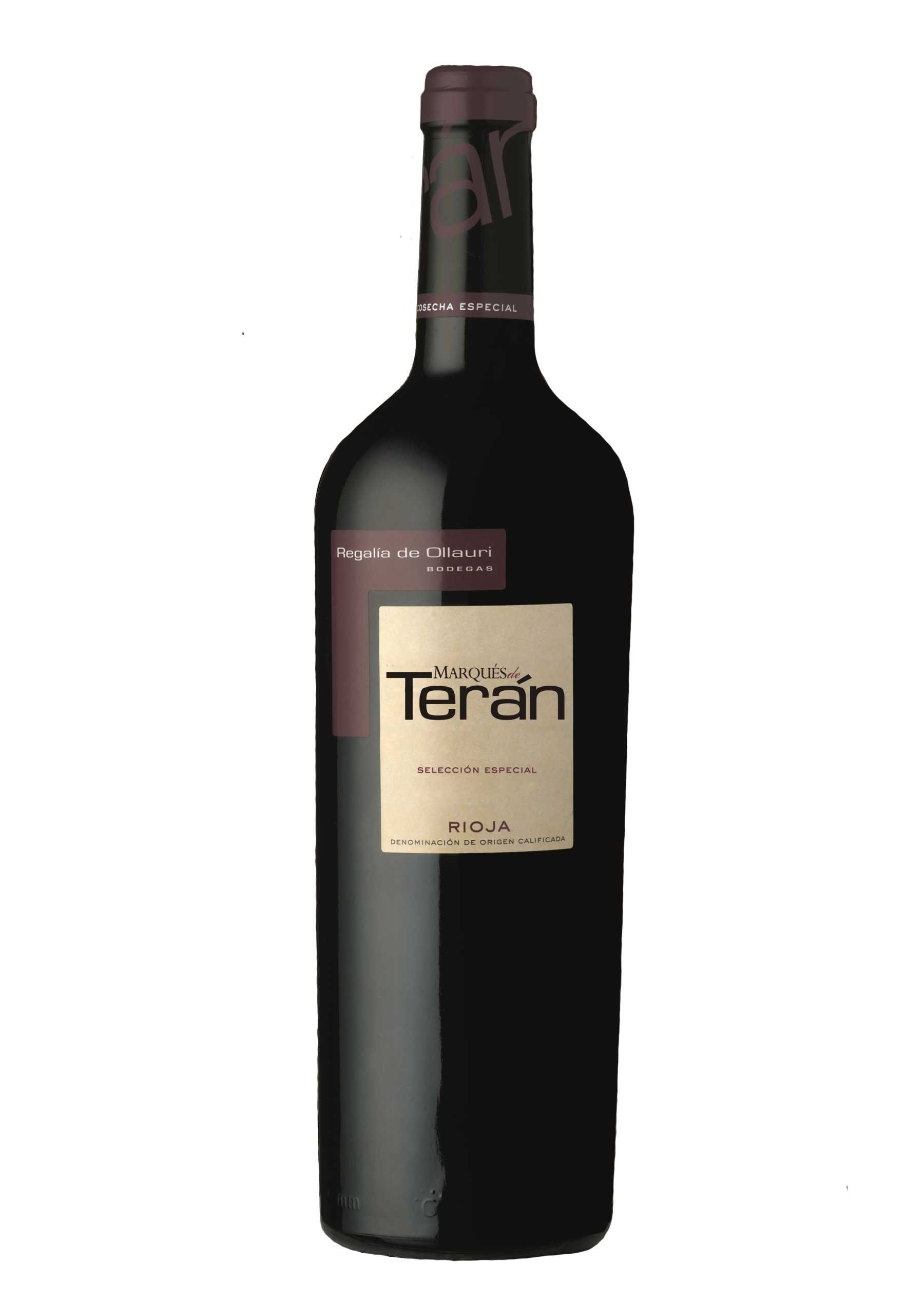 Vino Marqués de Terán Cosecha Especial