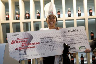 Alicia Amanda Aswani - Ganadores del concurso Nuevos Talentos de Gastronomía