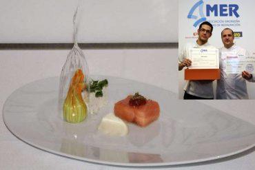 Ángel Palacios, Campeon de España de Cocineros