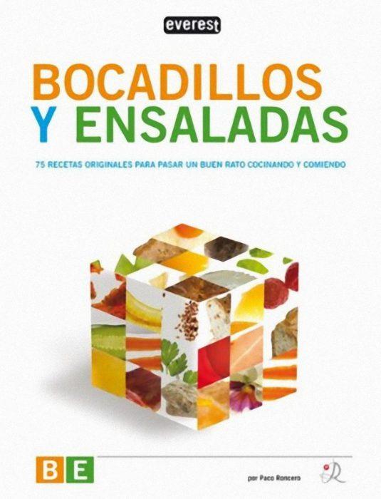 Bocadillos y ensaladas de Paco Roncero (5)