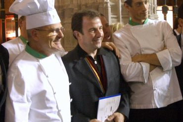 Martín Berasategui en la XVI Semana de la Cocina Segoviana