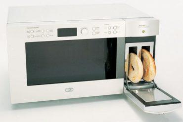 Microondas con Tostador de LG LTM9000