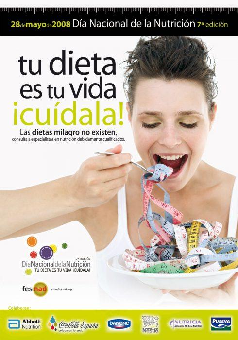 """Las """"dietas milagro"""" y los perjuicios para la salud"""