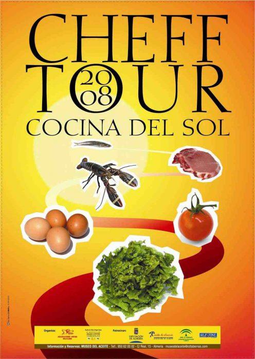 Chef Tour 2008-Cocina del Sol