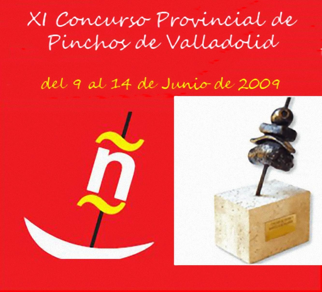 Concurso Provincial de Pinchos de Valladolid