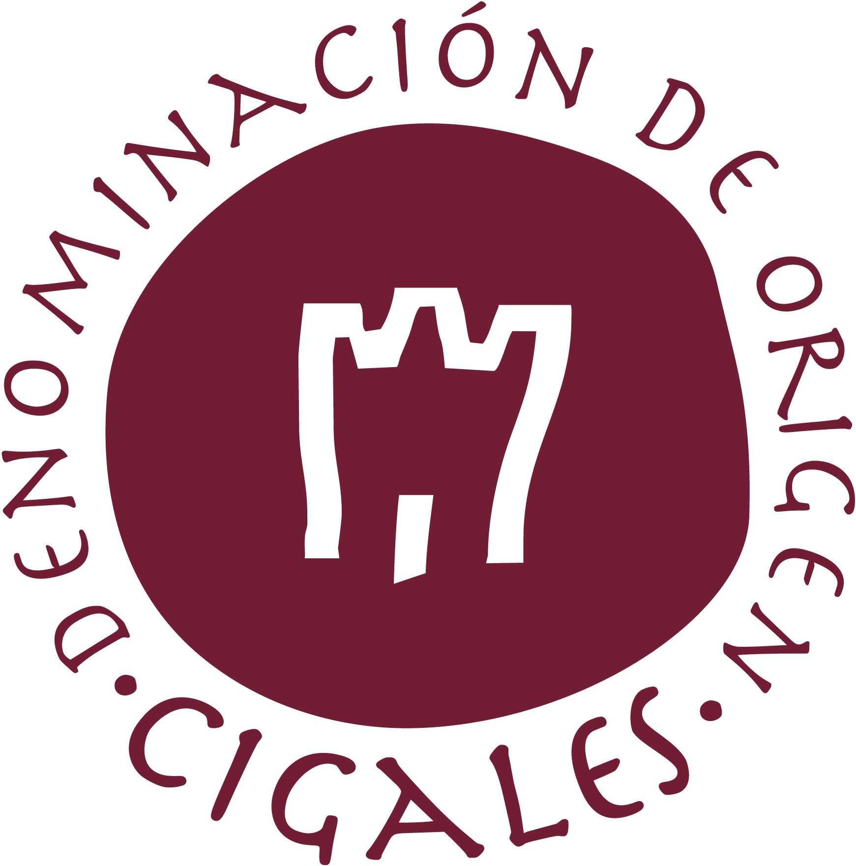 Denominación de Origen Cigales logo